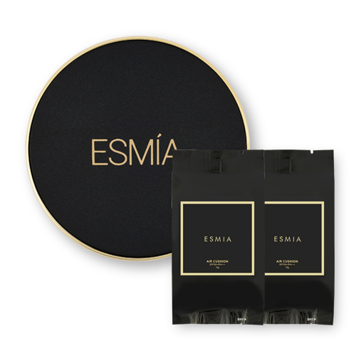 BSKOS & ESMIA Air Cushion 1 + Refill SET 2